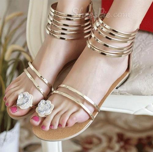 428550a45f21 Shoespie Sandals Reviews—Beautiful Flat Sandal
