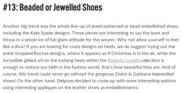 Winter Fashion Articles Article And Shoes Fashion